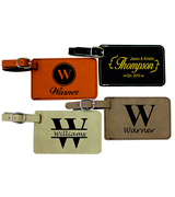 My Personal Memories Engraved Personalized LeatherTags