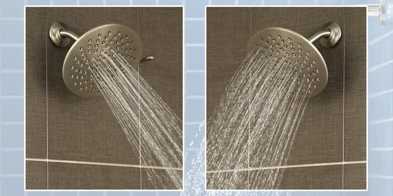 Review of Moen S6320 Velocity Showerhead with Immersion Technology