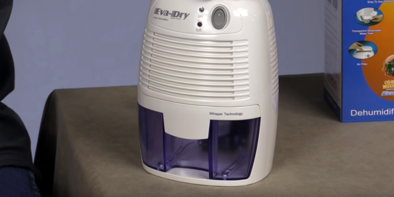 Review of Eva-dry Edv-1100 Electric Petite Dehumidifier