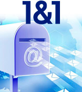 1&1 Your Professional E-Mail Address