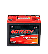 Odyssey PC680 Car Battery (16 Ah, 170 Amp)