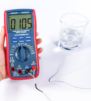 Review of AstroAI WH5000A Digital Multimeter