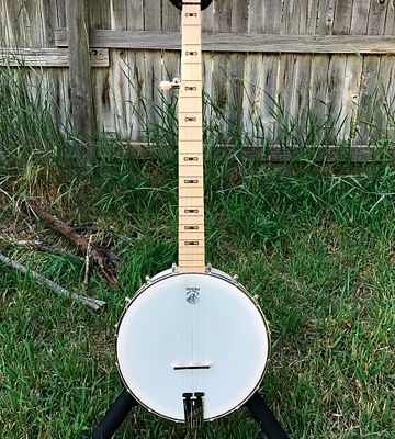 Review of Deering GOODTIME BANJO/ GT Banjo