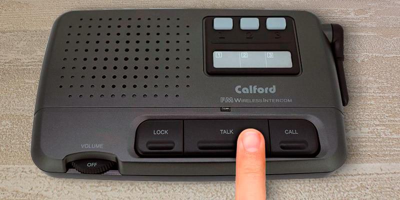 Review Of Generic Home Intercom Digital Fm Wireless System