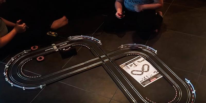 Review of Carrera USA GT Contest Track Set