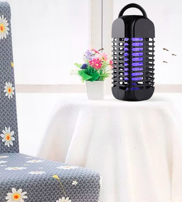 Review of VINMEX Electric Bug Zapper Perfect for Home/Bedroom/Office/Indoor Places Use