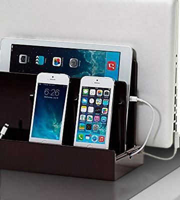 Review of G.U.S. Multi-Device Charging Station Dock