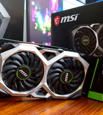 Review of MSI GeForce RTX 2060 VENTUS Graphics Card (6GB GDRR6, 192-bit)
