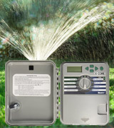 Hunter XC600 6-Station Outdoor Irrigation Controller