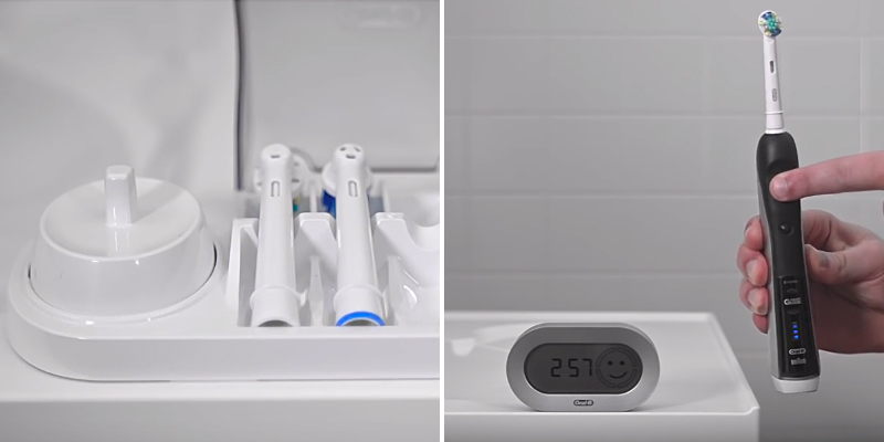 Review of Oral-B Pro 7000 Rechargeable Electric Toothbrush