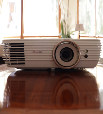Review of Acer H7850 4K Home Theater Projector