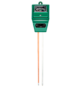 Sonkir MS02 3-in-1 Soil Moisture Soil pH Meter