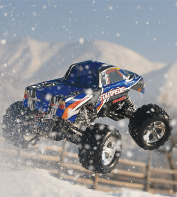 Review of Traxxas Remote Control Monster Truck