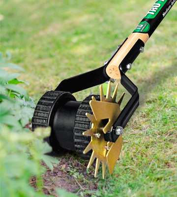 Review of Truper 32100 Tru Tough Dual-Wheel Rotary Lawn Edger