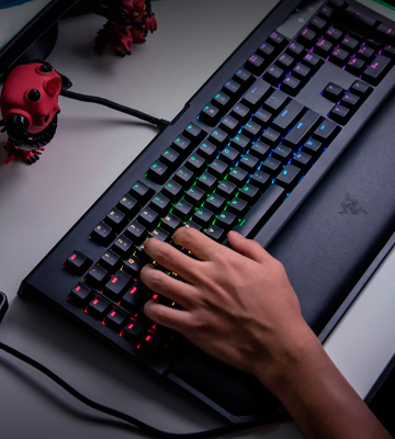 Review of Razer RZ03-02030200-R3U1 RGB Mechanical Gaming Keyboard