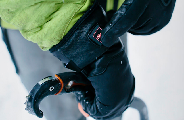 Comparison of Heated Gloves for Cold Weather Activities