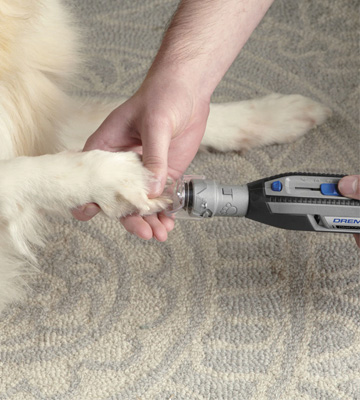 Review of Dremel 7760-PGK PawControl Dog Nail Grinder and Trimmer