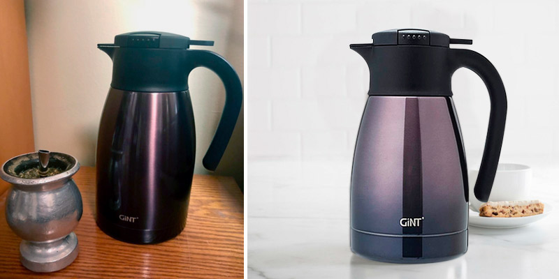 Review of GiNT Stainless Steel Thermal Coffee Carafe