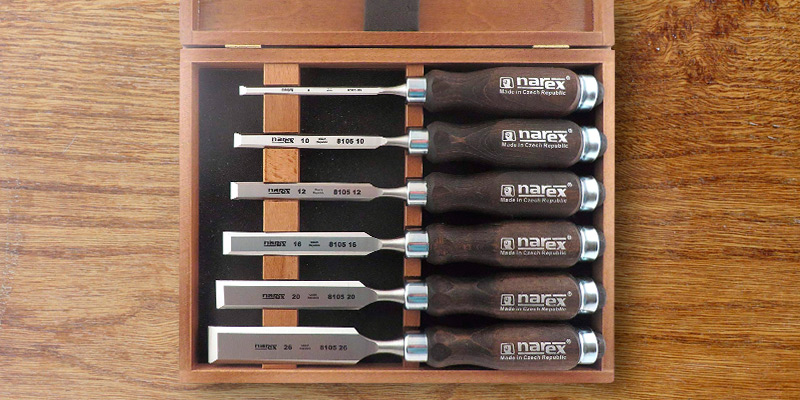 Review of Narex 853053 6 pc Woodworking Chisel Set