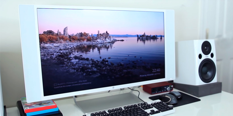 Review of HP K3Q96AA#ABA Spectre 32-inch Studio Display 4k Monitor