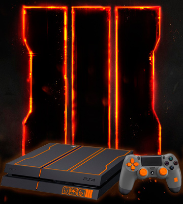Review of Sony PlayStation 4 Call of Duty Black Ops 3 Limited Edition Bundle