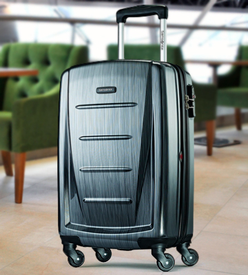 Review of Samsonite Winfield 2 3PC (20/24/28) Hardside Luggage Set