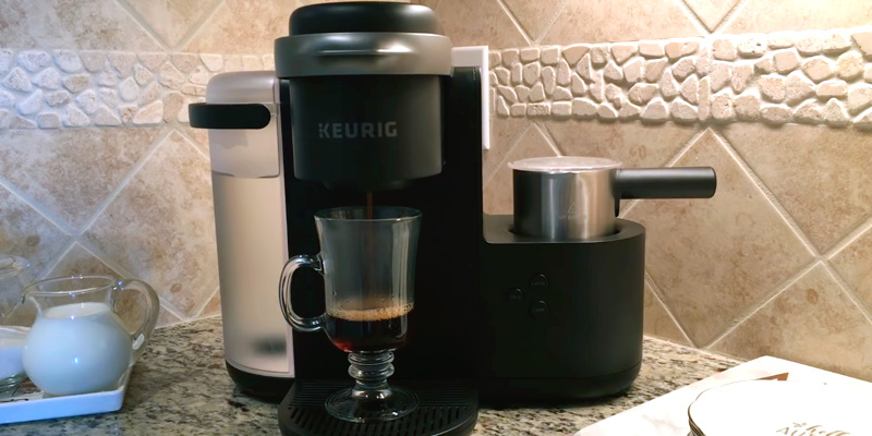 Detailed review of Keurig K-Cafe Single-Serve K-Cup Coffee Maker, Latte Maker and Cappuccino Maker