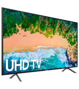 Samsung 55NU7100 55-Inch 4K UHD 7 Series Smart TV 2018