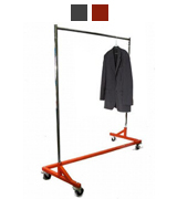 Metropolitan Display Z Rack Garment Rack