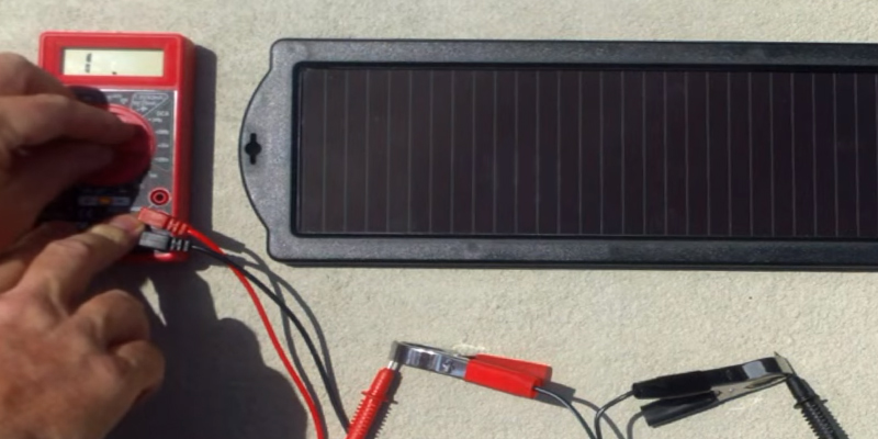 Review of Sunway Solar SWS-C2W001 Solar Car Battery Trickle Charger