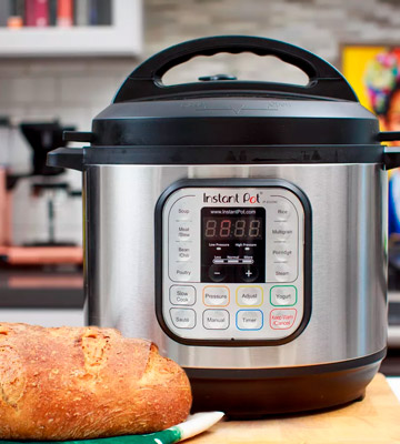 Review of Instant Pot DUO80 (7-in-1) Electric Multi- Use Programmable Pressure Cooker