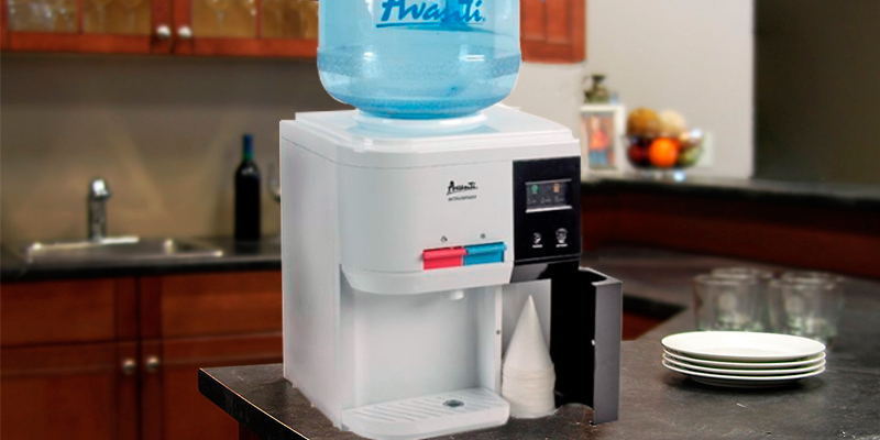 Review of Avanti Hot/Cold Water Cooler WD31EC