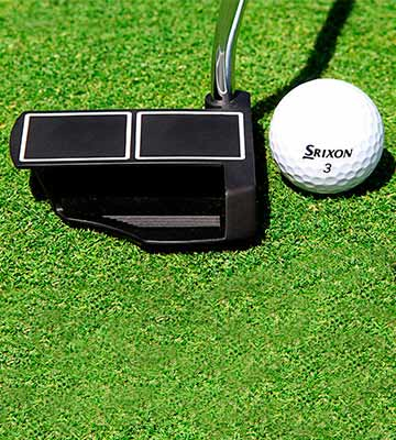Review of Cleveland Golf Smart Square Heel Shafted Mallet Putter