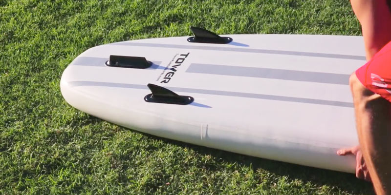 Review of Tower Paddle Boards Adventurer Inflatable SUP Boards