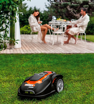 Review of WORX WG794 Landroid Robotic Lawn Mower