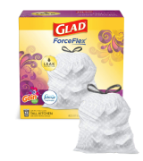 Glade ForceFlex Trash Bags