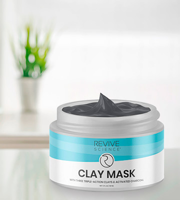 Review of Revive Science Kaolin Clay Face Mask