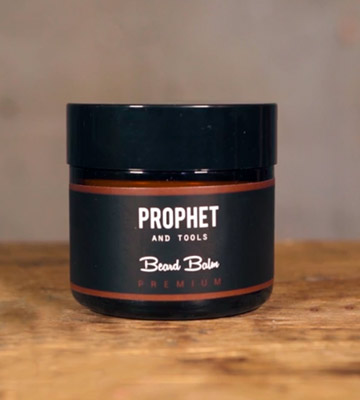Review of Prophet and Tools Premium Beard Balm