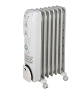 Delonghi EW7707CM ComforTemp Portable Oil-Filled Radiator