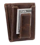 House of Jack Co. Money Clip Front Pocket Wallet