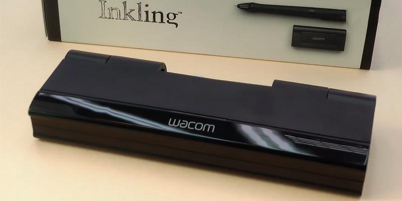 Detailed review of Wacom MDP123 Inkling Digital Sketch Pen