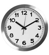 Utopia Home Universal Non-Ticking Wall Clock