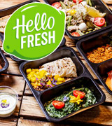 HelloFresh Healthy Meal Delivery Service