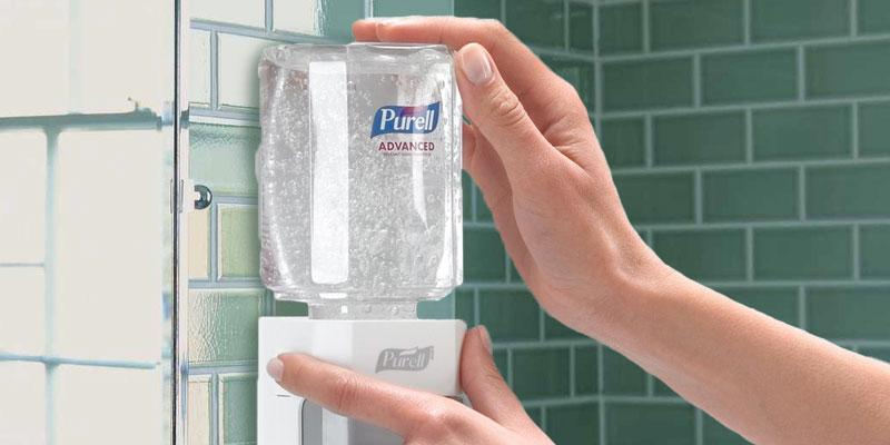 Review of Purell 1450-D1 Base and Refill