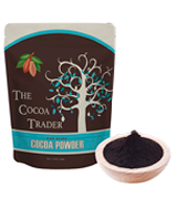 The Cocoa Trader Black Cocoa Powder for Baking