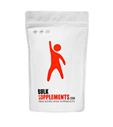 BulkSupplements 1 kilogram Creatine Monohydrate Powder
