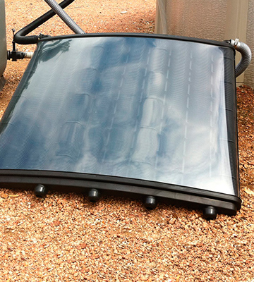 Review of Doheny's Heating Solar Panels Solar Grid Pool