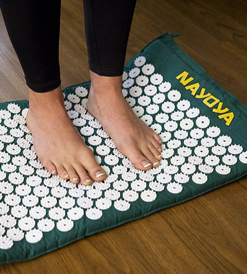 Review of Nayoya NAM1 Acupressure Mat
