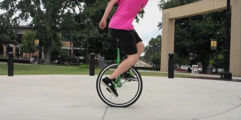 "Detailed review of Generic 24"" Unicycle"