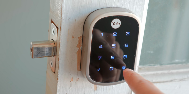 Review of Yale Security Assure Lock SL Wi-Fi and Bluetooth Deadbolt